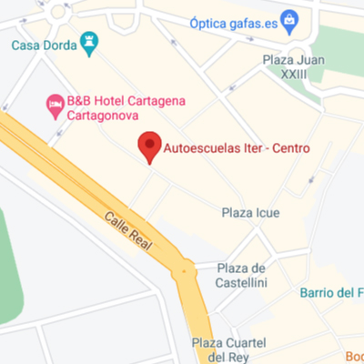 AUTOESCUELA ITER CARTAGENA CENTRO