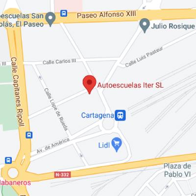 autoescuela iter cartagena