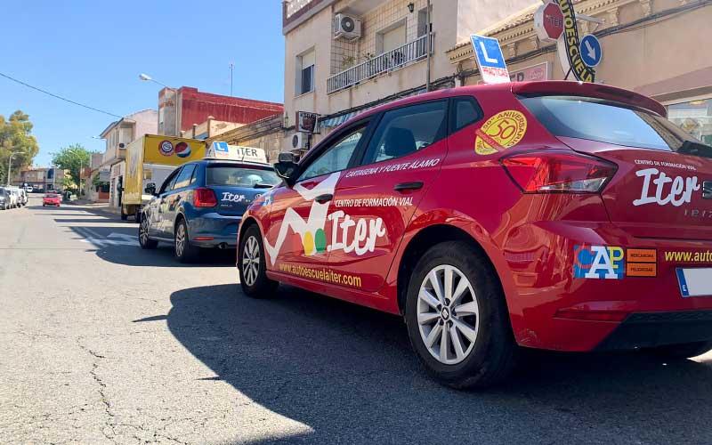 carnet de conducir cartagena autoescuelas iter