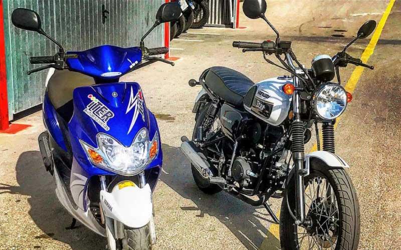 carnet de moto autoescuelas iter cartagena